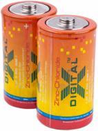 Батарейка X-Digital Longlife D (R20, 373) 2 шт. (R20P 2S)