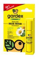 Бальзам после укусов насекомых Gardex Baby стик 7 мл