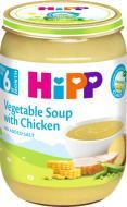 Суп Hipp Овочевий із куркою 190 г 9062300114789
