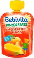 Пюре Bebivita Яблуко-персик-манго