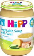 Суп Hipp Овощной с нежной телятиной 190 г 9062300132257