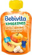 Пюре Bebivita Яблоко-банан-персик