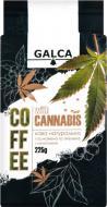 Кава мелена ГАЛКА натуральна посмажена та змелена з коноплями 225 г (4820000574716)