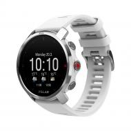 Спортивные часы Polar Grit X White p.S Белый (90081735)
