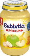 Пюре Bebivita Яблоко и банан