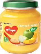Пюре Milupa Яблуко і гарбуз 125 г
