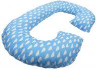 Подушка для вагітних Kidigo Хмаринки PDV-R4