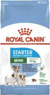 Корм Royal Canin для цуценят MINI STARTER 1 кг