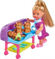 Кукольный набор Simba Эви Ветеринар с аксессуарами 5733073
