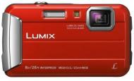 Фотоапарат Panasonic DMC-FT30EE-R red