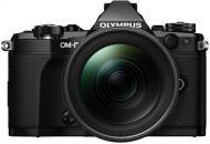 Фотоапарат Olympus E-M5 Mark II 12-40 PRO Kit black
