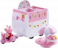 Игровой набор Peppa Pig Фургончик с мороженым