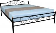 Ліжко Eagle E1922 Lucca 140x200 см чорний
