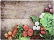 Дошка кухонна Овочі