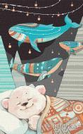 Картина по номерам Сладкие сны мишки Идейка