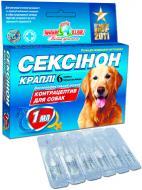 Краплі-контрацептив O.L.KAR Сексінон №6 для собак 13924