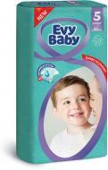 Подгузники Evy Baby Джуниор Джамбо упаковка 11-25 кг 48 шт.
