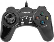 Ігровий маніпулятор Defender Vortex USB
