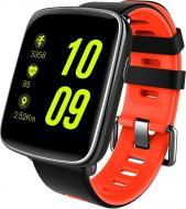 Смарт-часы Nomi W20 black/red