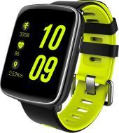 Смарт-часы Nomi W20 black/yellow