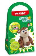Масса для лепки Paulinda Super Dough Fun4one Обезьяна подвижные глаза (PL-1566)