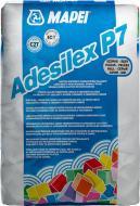 Клей для плитки Mapei Adesilex P7 сірий 25кг