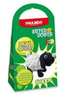 Масса для лепки Paulinda Super Dough Fun4one Овца подвижные глаза (PL-1564)