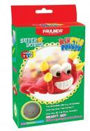 Масса для лепки Paulinda Super Dough Running Race Краб заводной механизм (PL-081183-2)