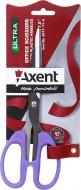 Ножиці Ultra 6211-11-А фіолетові Axent