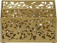 Підставка для ручок Barocco 21,5x9,5x15,3 см золото