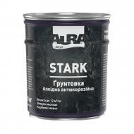 Грунтовка Aura® STARK антикоррозионная серый мат 2,8л 2,8кг