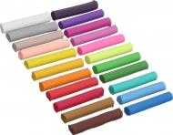 Пластилін Eco Чисті руки 24 кольори 400 г CLASS