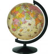 Глобус політичний стилізований під старовину лакований (укр.мова)