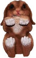 Фігурка садова Кролик-2 рудий