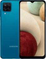 Смартфон Samsung Galaxy A12 4/64GB blue (SM-A127FZBVSEK)