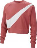 Джемпер Nike W NSW SWSH CREW FLC BB BV3933-897 р. S рожевий