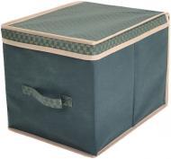 Короб текстильний 4703gg Gold Green 300x300x400 мм