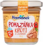 Пюре Hamanek Помазанка Індичка з овочами від 12міс+ 90 г