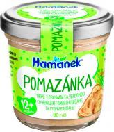 Пюре Hamanek Помазанка Овочі з сочевицею від 12міс+ 90 г