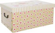 Скриня картонний Miss Space із кришкою Orsacchiotto Crema 240x370x510 мм