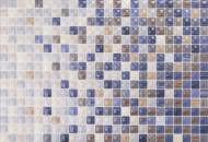 Плитка Керамин Гламур 2С блакитний мікс 27,5х40