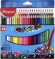 Набір олівців MP.832048 Color Peps 48 шт. Maped