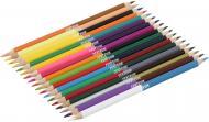 Карандаши цветные 18 шт. 36 цветов 88018 Art Centrum