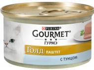 Корм Gourmet Gold паштет з тунцем 85 г
