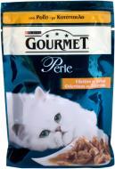 Корм Purina  Gourmet Perle шматочками з куркою 85 г 12061096