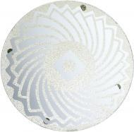 Блюдо кругле Mirror Gold P8307-4 25 см