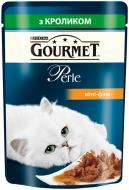 Корм Purina  Gourmet Perle кусочки з кроликом 85 г 12061098
