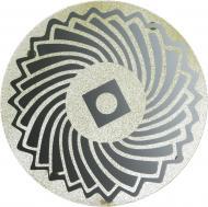 Блюдо кругле Mirror Gold P8307-5 30 см