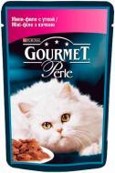Корм Purina  Gourmet Perle з качкою 85 г 12061099