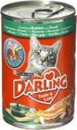 Корм Purina Darling з кроликом і качкою 400 г 12071407